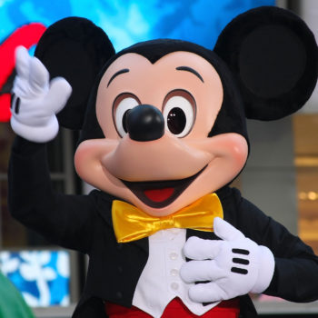 Disney is celebrating Mickey Mouse's 90th birthday with this epic pop-up art exhibit
