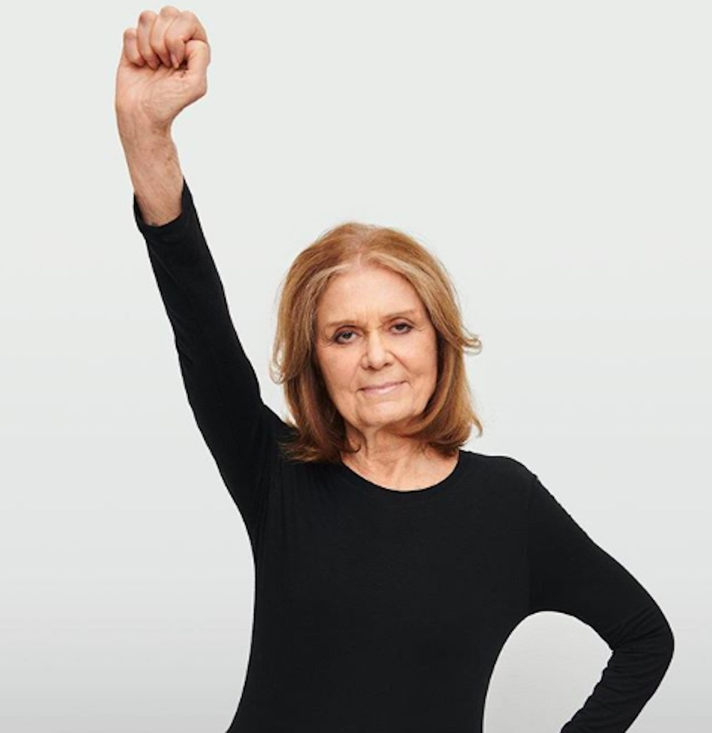 Gloria Steinem is teaming up with Lipstick Lobby to help women who are incarcerated