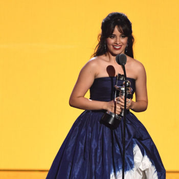 Camila Cabello wrote the sweetest tweet to her younger self celebrating her VMAs win, and it's so relatable