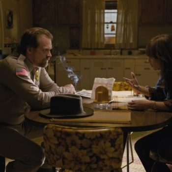 The <em>Stranger Things</em> cast just hinted at a Season 3 Joyce/Hopper romance
