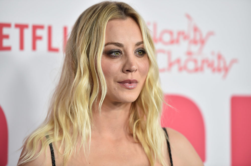 "Kaley Cuoco posted the most bittersweet message about the end of <em>Big Bang</em>: ""I'm drowning in tears"""