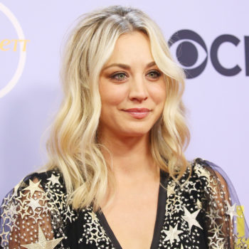 Kaley Cuoco shared one of her favorite behind-the-scenes <em>Big Bang</em> memories