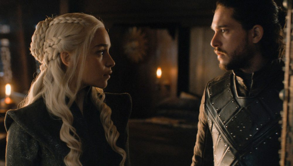 HBO teased new footage from <em>Game of Thrones</em> Season 8, and we have questions