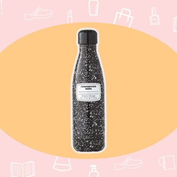 WANT/NEED: A water bottle that speaks to the English major in me, and more stuff you want to buy