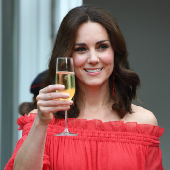 Kate Middleton once founded a drinking society in college for a feminist reason