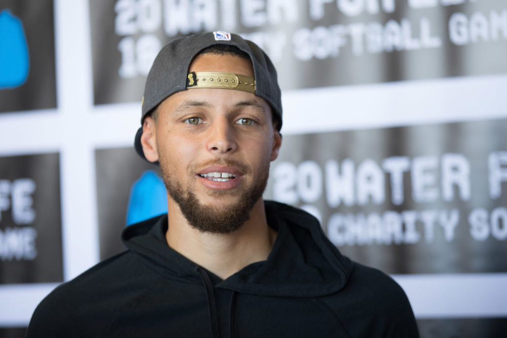 "Stephen Curry wrote an essay on why all men should care about women's equality— not just ""fathers of daughters"""