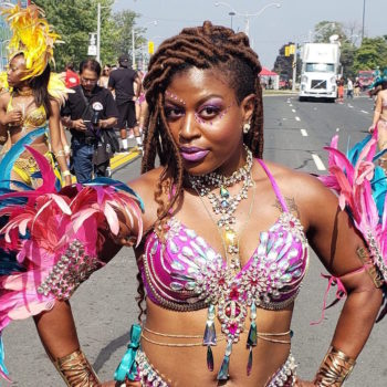 How dressing up for Caribana became a milestone of my self-love journey