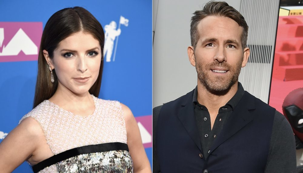 Anna Kendrick revealed why she recently had to apologize to Ryan Reynolds, and LOL forever