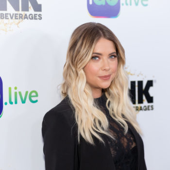 "Ashley Benson opened up about ""balding"" on the <em>Pretty Little Liars</em> set"