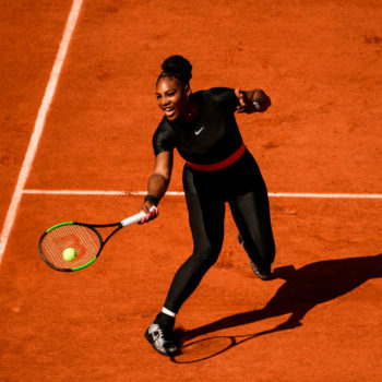 Serena Williams' tutu is the best sartorial clapback to the French Open's catsuit ban