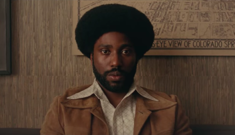 <em>BlacKkKlansman</em> reminded me that racism looks different now but hasn't changed