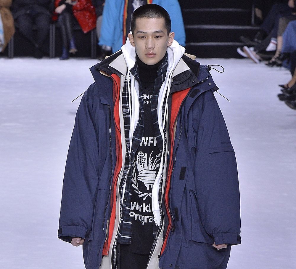 Balenciaga is selling a $9,000 coat that Joey from <em>Friends</em> wore for way cheaper