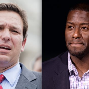 A Florida politician made a racially-charged comment about black candidate Andrew Gillum, and enough is enough