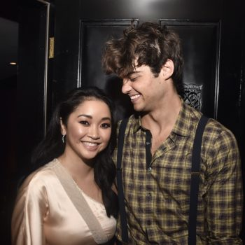 <em>To All The Boys I've Loved Before</em> star Lana Condor opened up about her insane chemistry with Noah Centineo