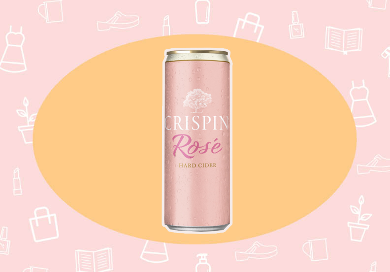 WANT/NEED: A canned rosé cider to celebrate the final weekend of summer, and more stuff you want to buy