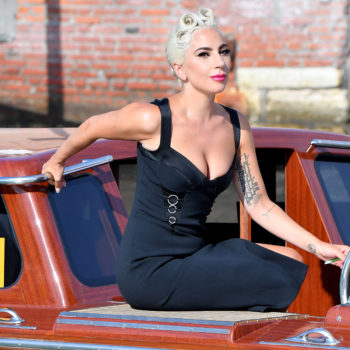 "Lady Gaga opened up about feeling ""ugly"" while filming <em>A Star Is Born</em> in a heartbreaking interview"