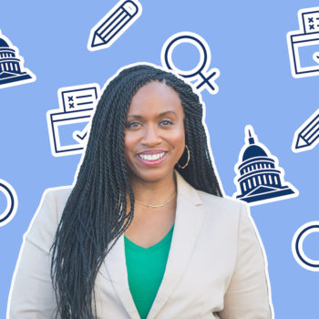 Ayanna Pressley was the first woman of color elected to the Boston City Council, and now she's ready to transform Congress