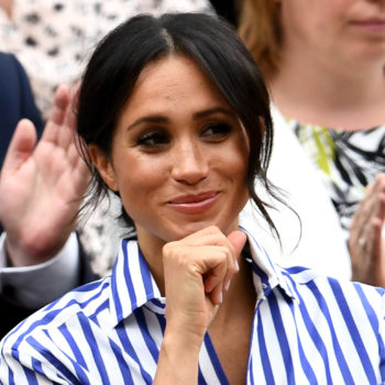 Meghan Markle flew commercial on a secret trip to see her BFF in Toronto