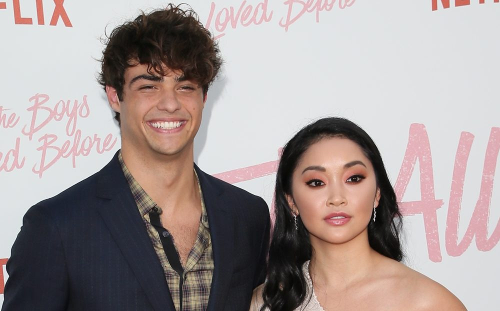 Noah Centineo says Lana Condor once totally rejected him