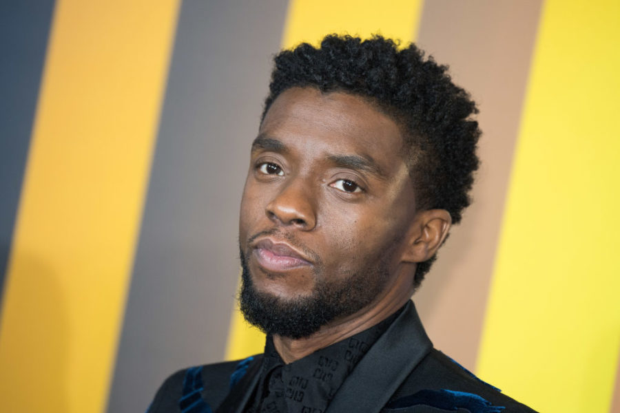 <em>Black Panther</em> star Chadwick Boseman turned down Marvel's request to give T'Challa a British accent, and yas king