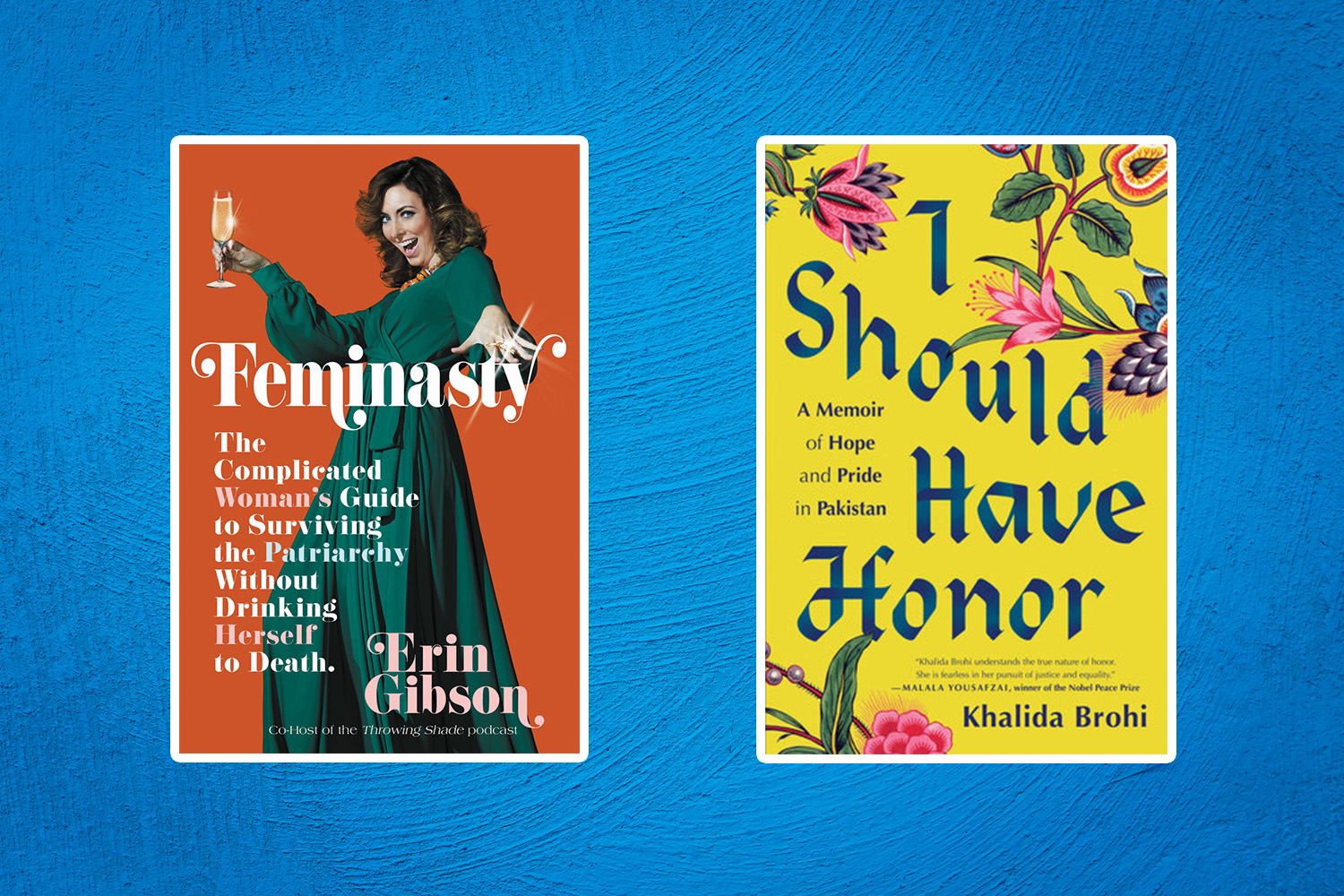 Books coming out this week: <em>Feminasty</em>, <em>I Should Have Honor</em>, and more