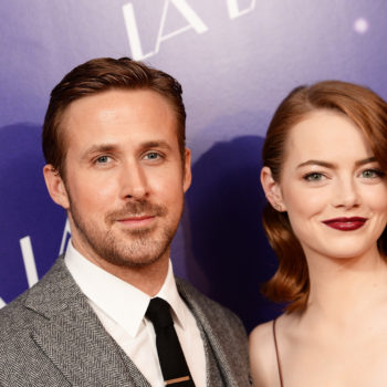 """Emma Stone says she """"can't imagine"""" life without Ryan Gosling"""