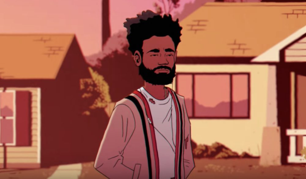 "All the celeb cameos explained in Donald Glover's new animated music video, ""Feels Like Summer"""