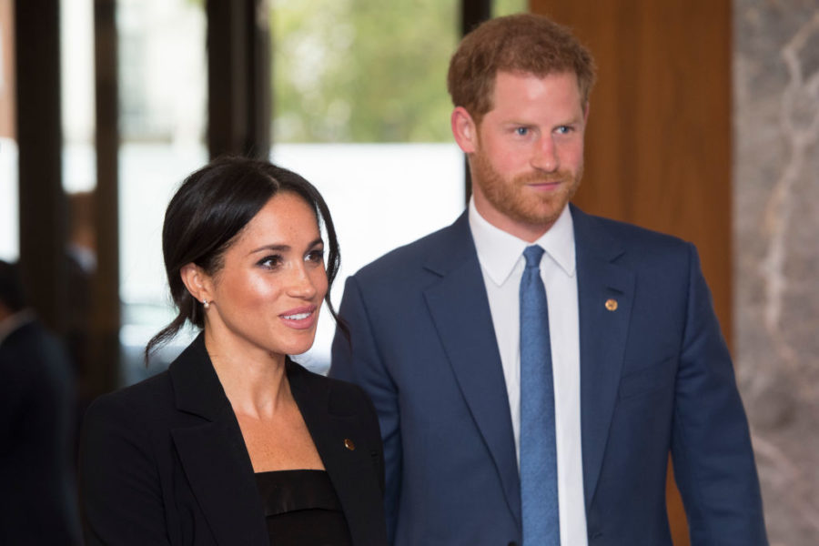 Meghan Markle and Prince Harry named their new dog—here's what it may be inspired by