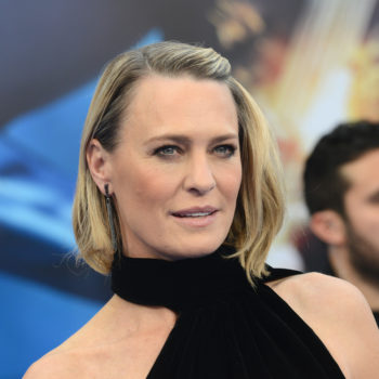 Robin Wright says Kevin Spacey may deserve another chance, and we beg to differ