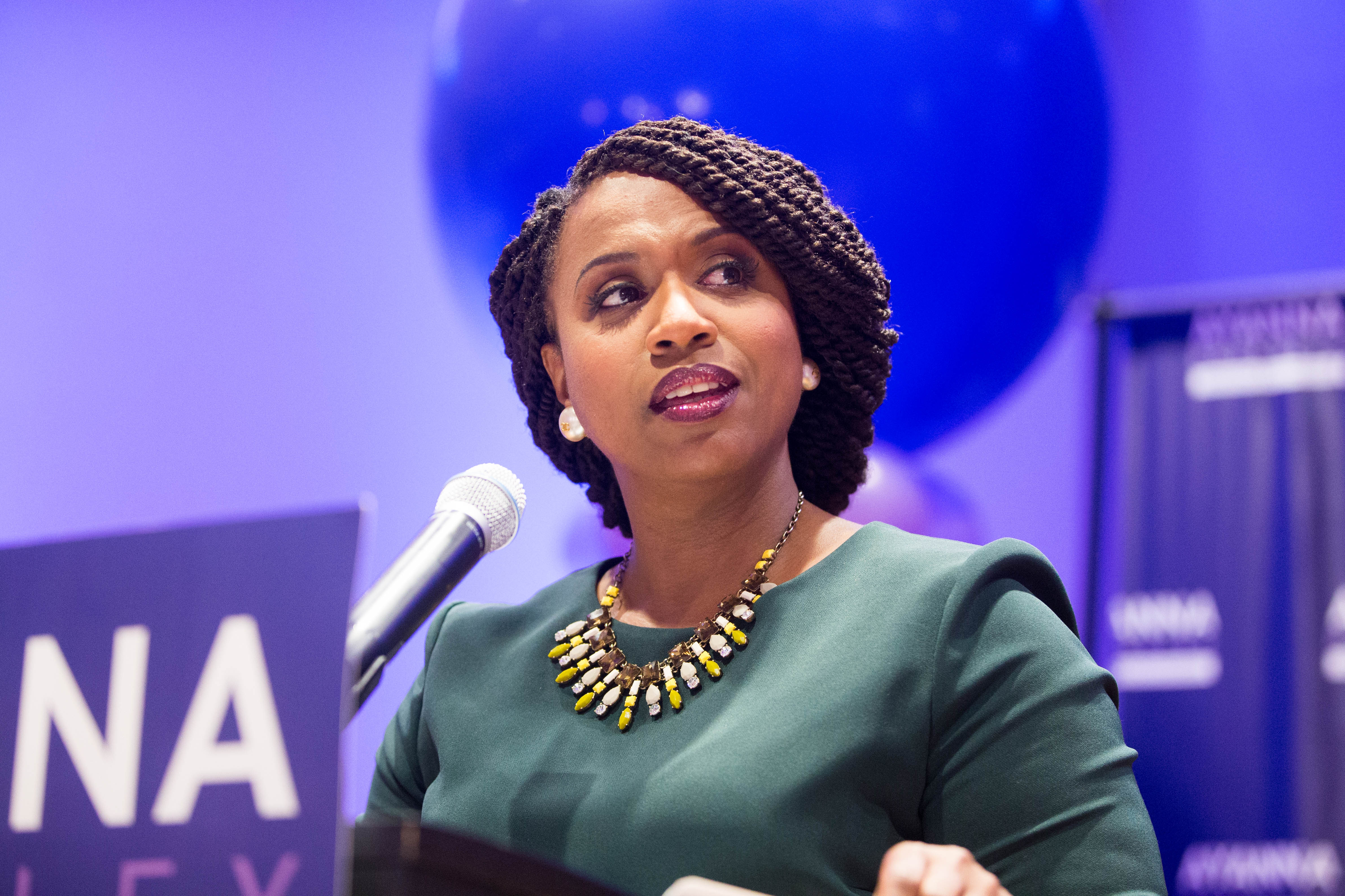 Ayanna Pressley just won the Massachusetts Democratic primary in an Alexandria Ocasio-Cortez-like upset