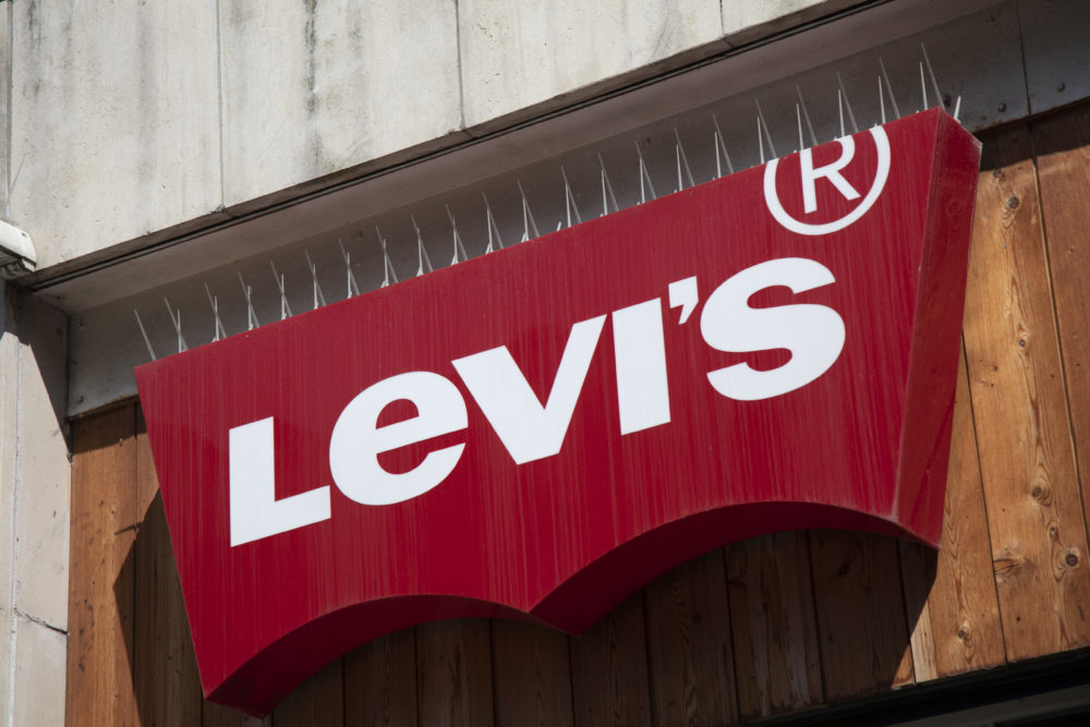 Levi's is launching an initiative to fight gun violence, and it's a big deal