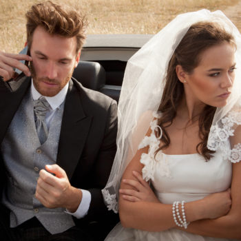 7 signs your wedding anxiety is more than just cold feet