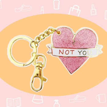 WANT/NEED: A keychain for when you're not feelin' it, and more stuff you want to buy