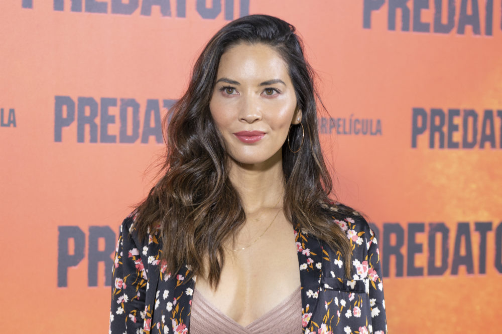 Olivia Munn got a registered sex offender cut from her latest film...but why was he cast in the first place?