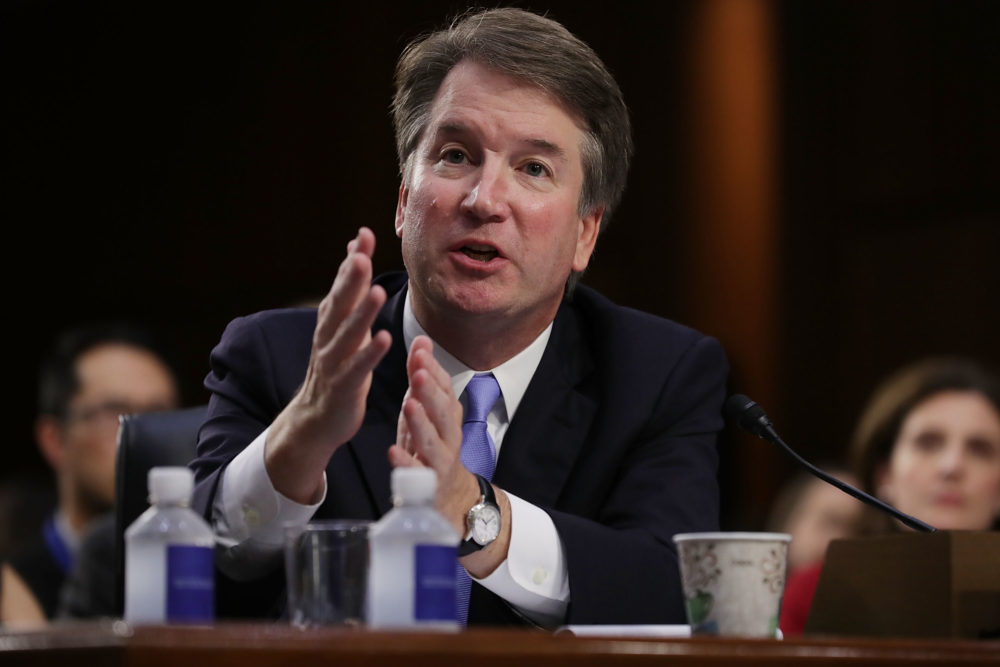 "Brett Kavanaugh called birth control ""abortion-inducing drugs,"" and here's why that's so wrong"
