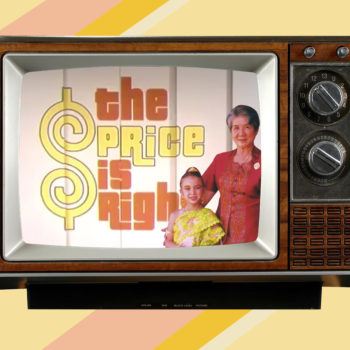 Watching <em>The Price is Right</em> with my Thai grandmother