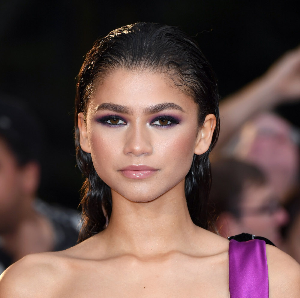 Zendaya did her own makeup and hair for a red carpet event, and what CAN'T this woman do?