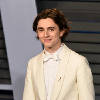 Timothée Chalamet got a dramatic haircut, and Twitter has no idea how to feel