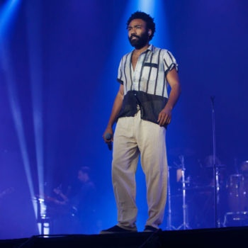 "Childish Gambino gave a moving tribute to Mac Miller: ""I feel good about being sad, because it tells me that he was special"""
