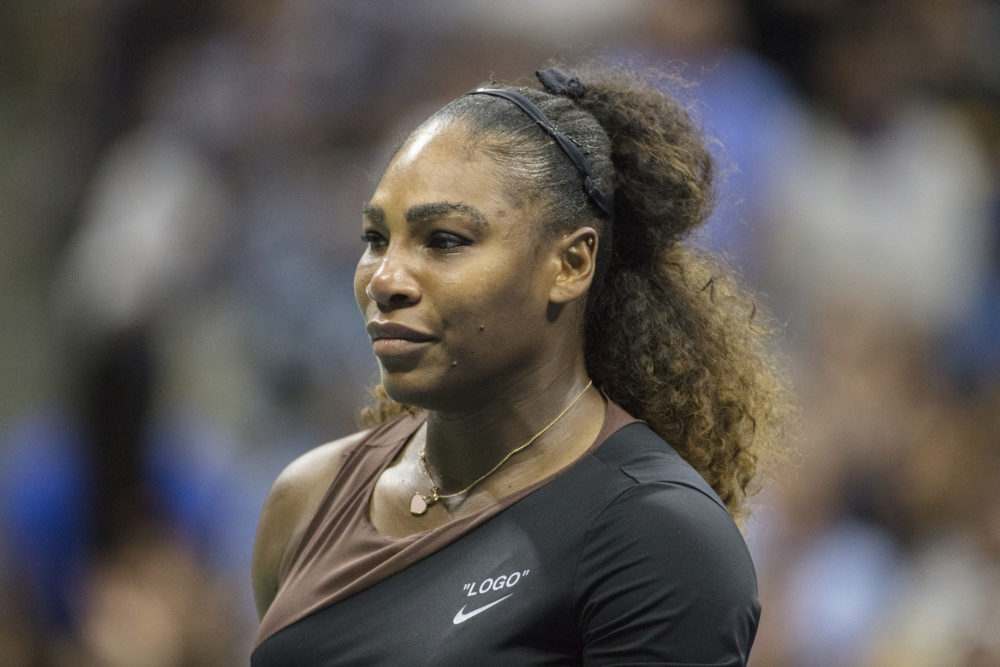 An Australian newspaper published a blatantly racist comic of Serena Williams, and Twitter is calling it out