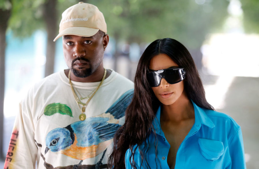 Kanye West says Kim Kardashian is going to law school, because what, like it's hard?