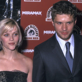 Ryan Phillippe shared a recent pic of his and Reese Witherspoon's kids, and they're officially Reese and Ryan 2.0