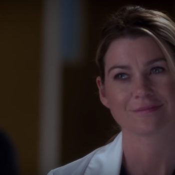 The first <em>Grey's Anatomy</em> Season 15 promo is here, and there's an unexpected romance afoot