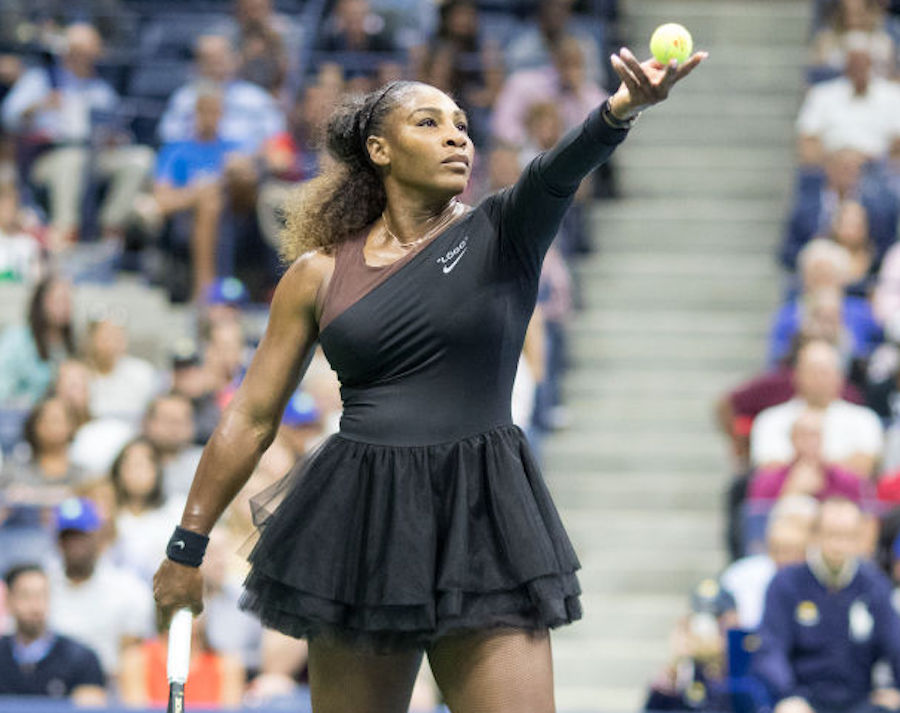 Serena Williams' powerful legacy was obvious at the 2018 U.S. Open