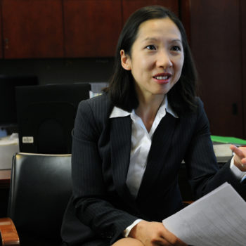 Planned Parenthood just named its new president, 35-year-old Asian-American Dr. Leana Wen