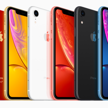 Apple unveiled three new iPhones, and they're the most colorful yet