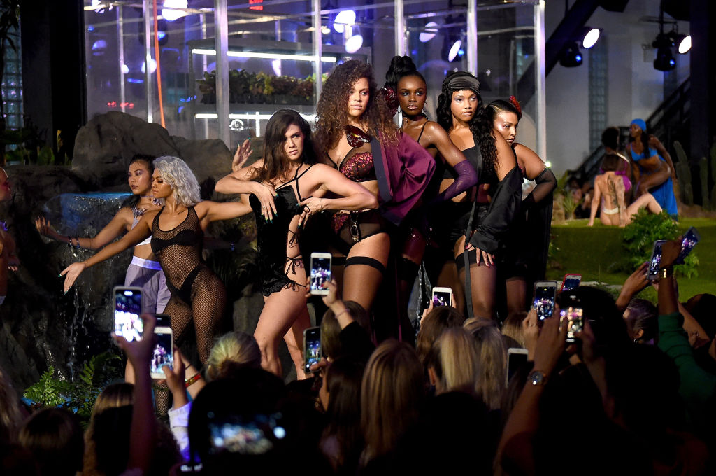 Rihanna's Savage X Fenty runway show was inclusive, body positive, and pure badass—just like RiRi herself