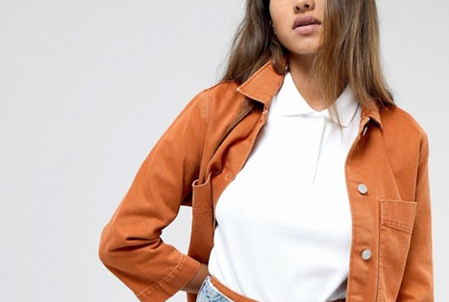 ASOS is selling a denim belt that is literally just the waistband of jeans