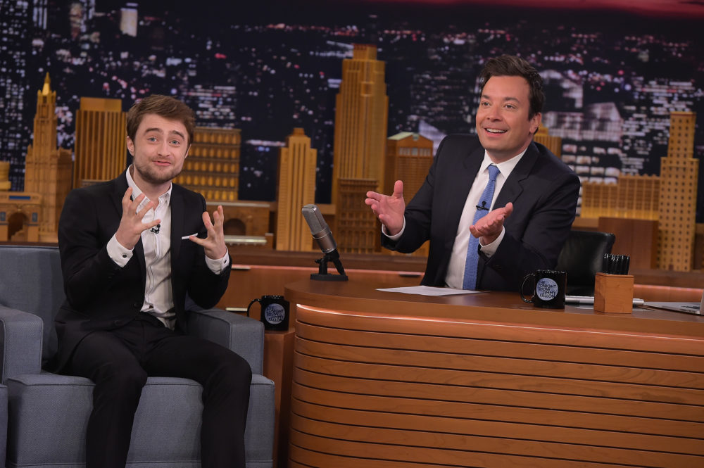 Daniel Radcliffe reacting to <em>Harry Potter</em> memes is exactly what you need today