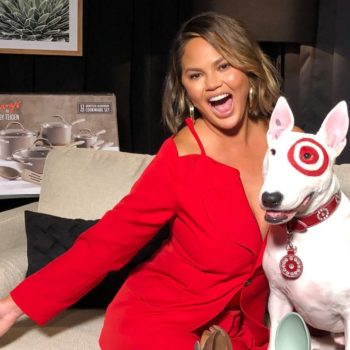 Chrissy Teigen designed a home goods collection for Target that's basically millennial kitchen porn